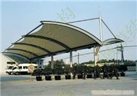 ZY--2109.双边悬挑膜结构车棚