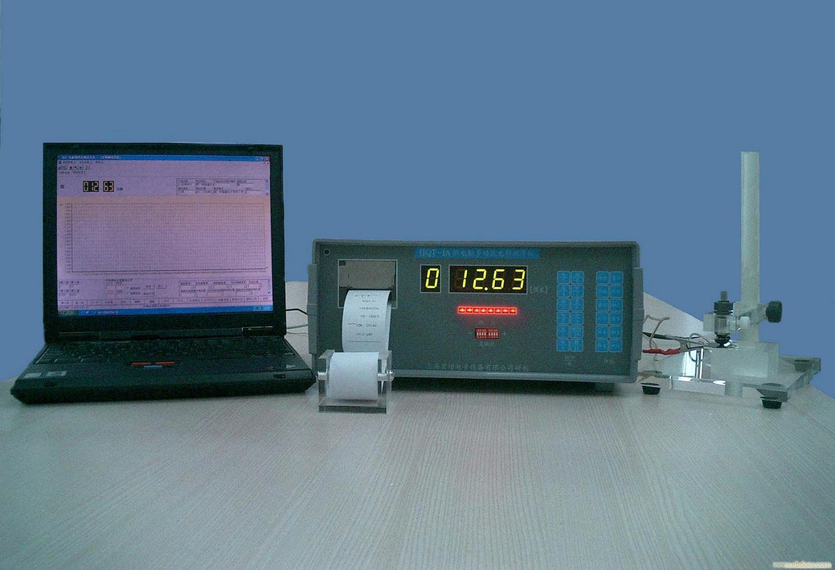 上海生产HQT型微电脑多功能测厚仪