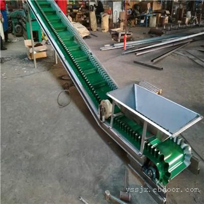 成袋饲料装半挂车用可升降皮带输送机 厂家推荐质优价廉