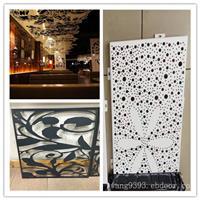 艺术造型冲孔铝单板图案-镂空雕花铝单板隔断-3D彩绘青花瓷铝板【设计师推荐】