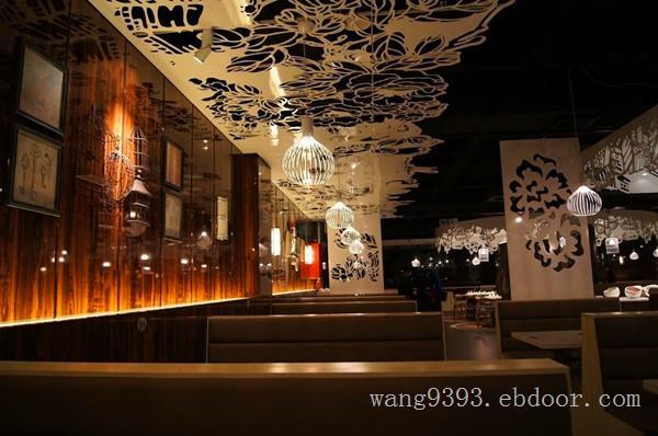 外墙新颖金属防火镂空雕花铝单板装饰-造型铝板图案定制效果图