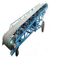 兴运工厂非标定制8米长度可调高低升降型圆管输送机LJ8