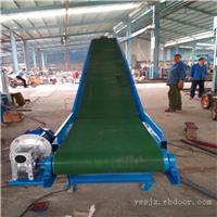 袋装面粉电动升降装卸车用方便型输送机LJ8