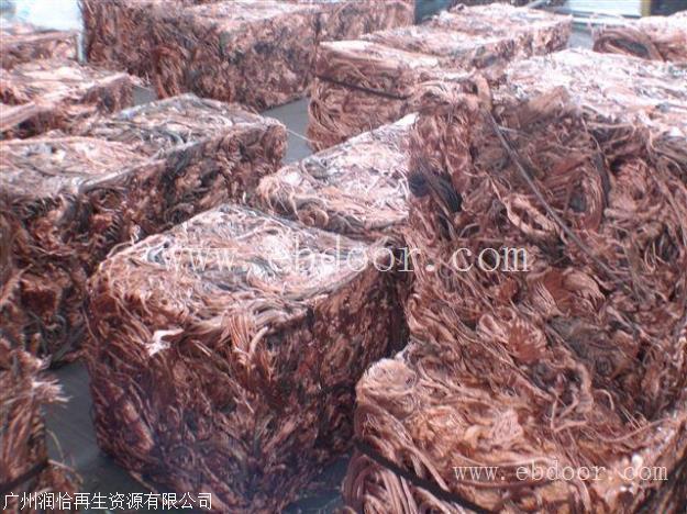 萝岗区废铜回收行情,废铜免费回收