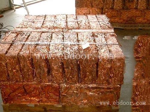 番禺区废铜回收表 废铜免费上门回收