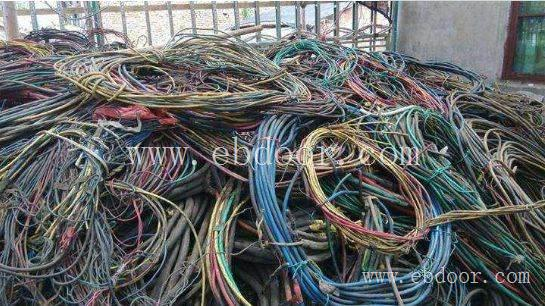 番禺区新造镇废电缆回收公司,废电缆收购行业报价