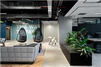 [上海办公室装修]安徽芜湖创意工作室