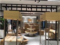 [上海商业空间装修]重庆新世纪百货CHOCOOLATE