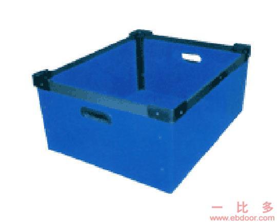 中空板箱生产
