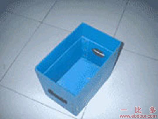 塑料中空箱供应