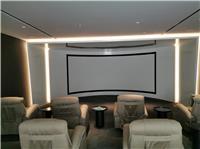 上海家庭影院设计_智能私家影院