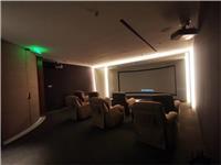 上海家庭影院设计_智能私家影院/