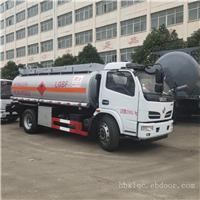 东风福瑞卡6吨油罐车厂家直销