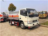 东风小多利卡2.15方蓝牌加油车(东风2吨油罐车)