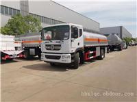 东风多利卡10吨油罐车不超重