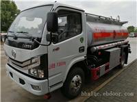 4.5方东风多利卡油罐车(东风4吨油罐车)