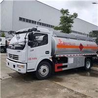 东风多利卡D7油罐车(8.2方加油车)
