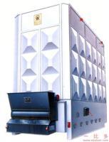 YLW系列有机热载体炉为组装式强制循环链条炉排锅炉