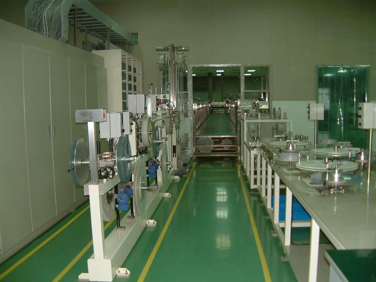 卷到卷连续电镀生产线|上海卷到卷连续电镀生产线