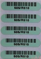 XF-592耐高温标签