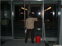 酒店玻璃清洗