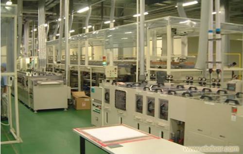 龙门直线电镀生产线/龙门直线电镀生产线厂家