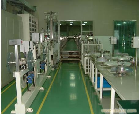 上海卷到卷连续电镀生产线/供应卷到卷连续电镀生产线