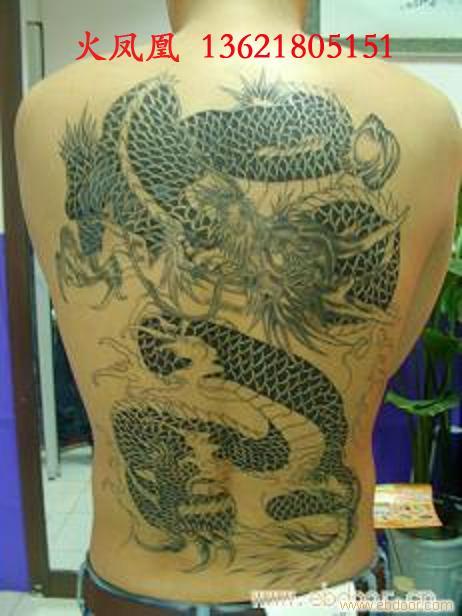 全背龙-上海专业纹身店