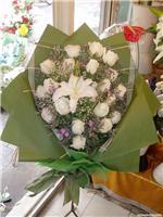 上海鲜花价格