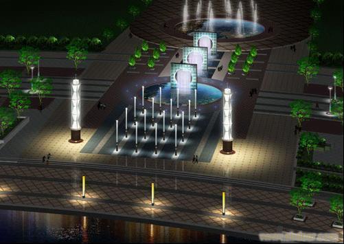 景观照明工程公司/上海照明工程制作公司、上海照明工程制作公司、上海景观照明制作公司