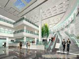 现代办公室照明设计 光与空间的融合上海 苏州 南京 无锡