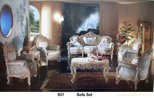 Lovely Living Rome Furniture,Sofa Set