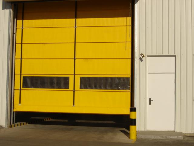 厂房卷帘门