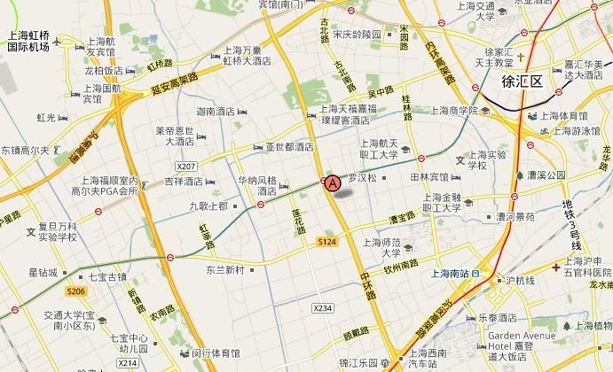 常州到上海地图