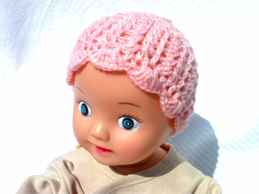 小孩帽子编织
