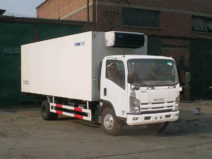 五十铃6.1米冷藏车