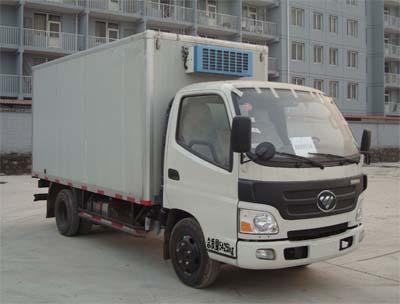 欧马可2T冷藏车