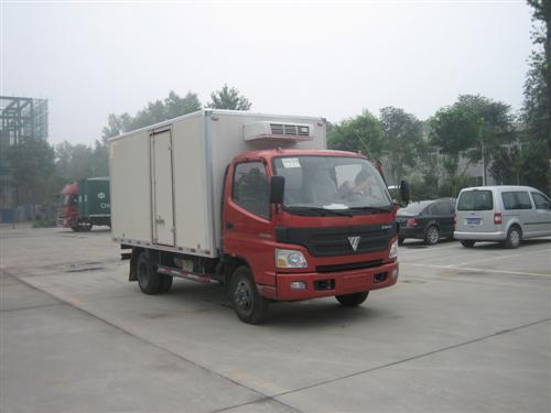 欧马可2.9T冷藏车