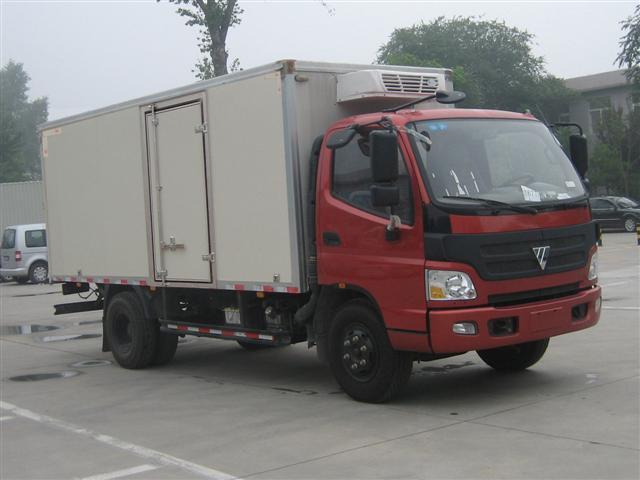 欧马可4T冷藏车