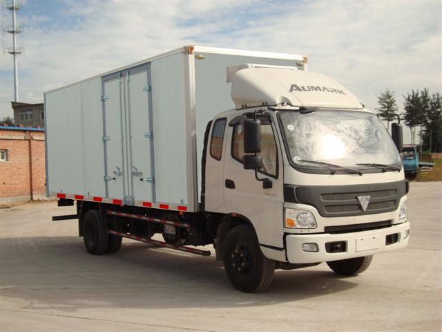 欧马可5T冷藏车