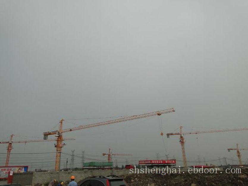 上海建工二建集团项目