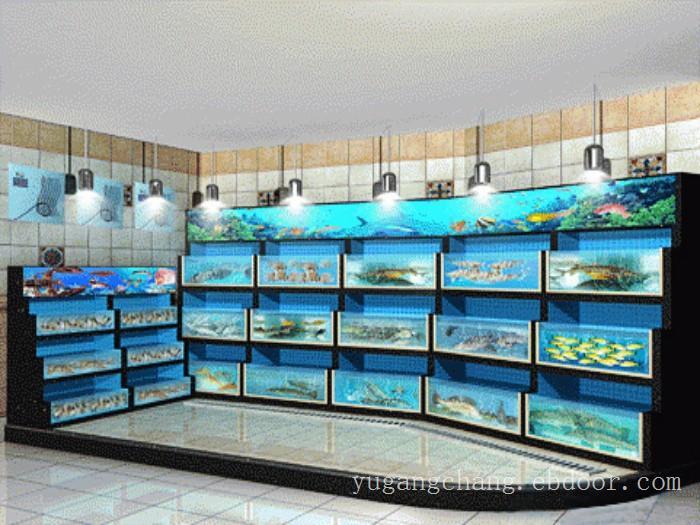 亚克力海鲜鱼缸-2013亚克力鱼缸定做