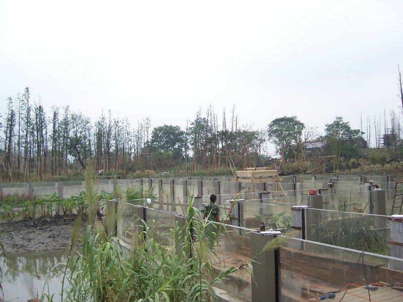 崇明湿地-上海尊海亚克力鱼缸厂家