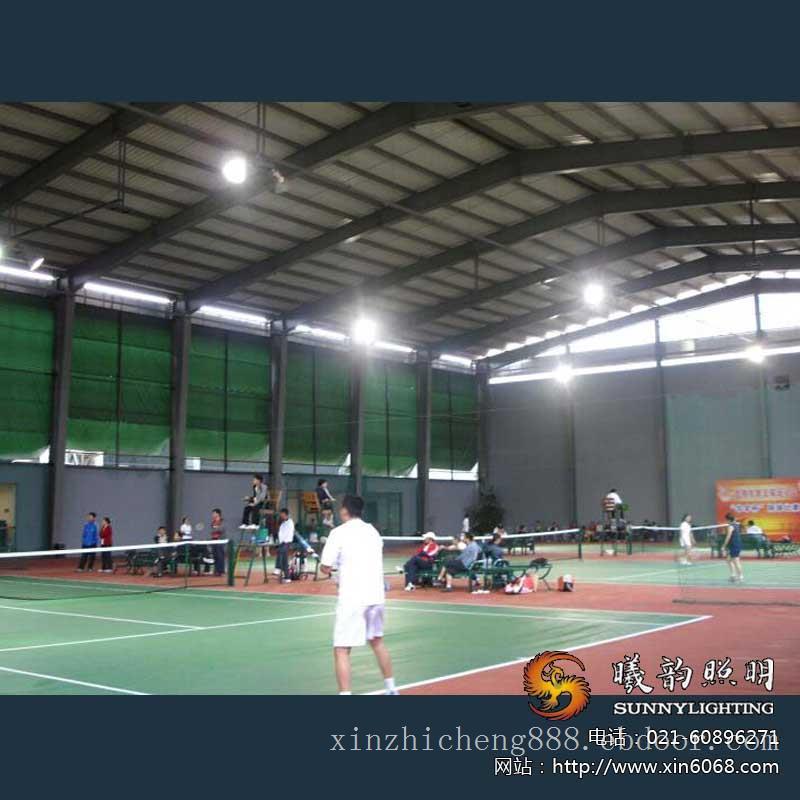 篮球场LED灯光工程