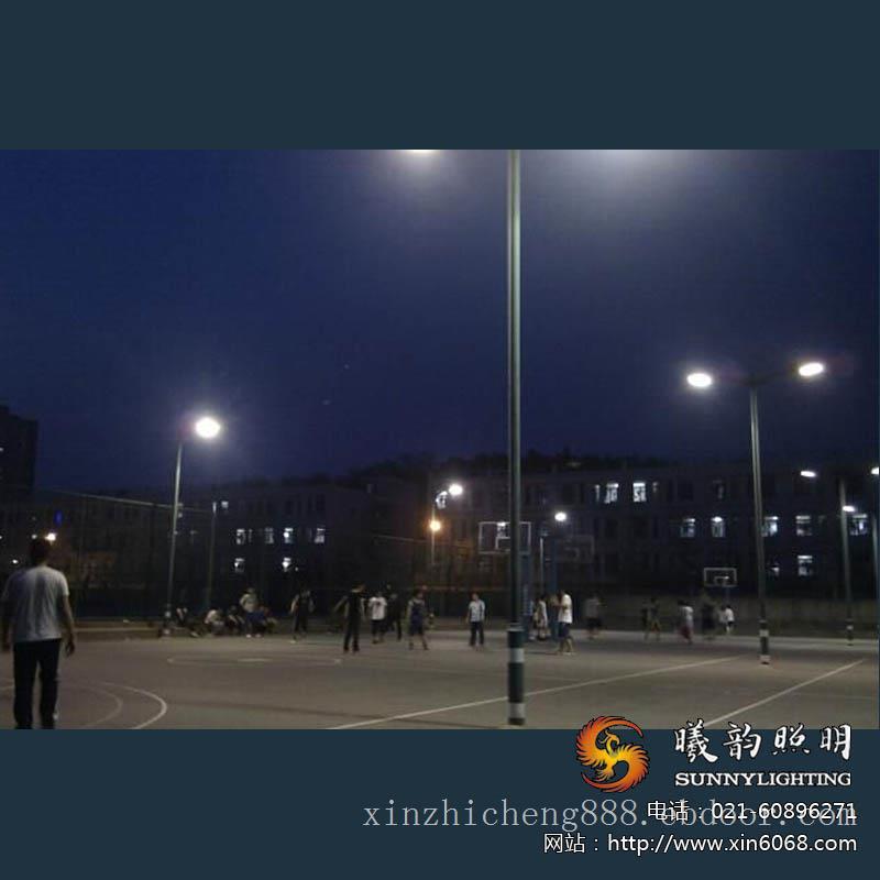 篮球场照明工程亮化