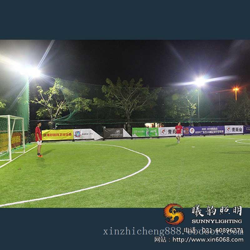 足球场灯光设计