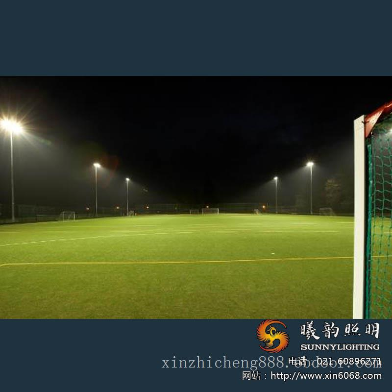 足球场灯光亮化设计