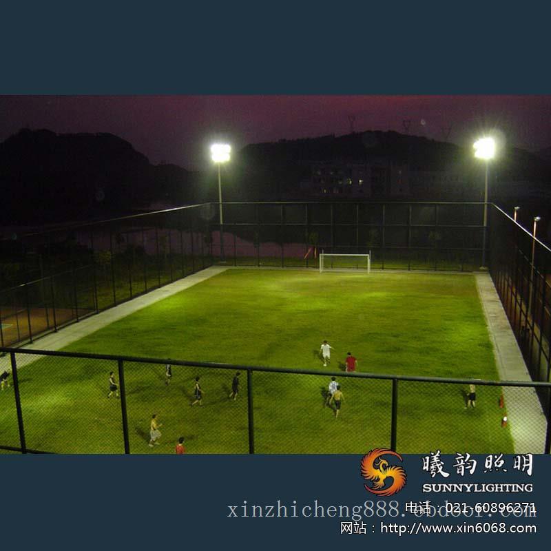 足球场LED灯光亮化