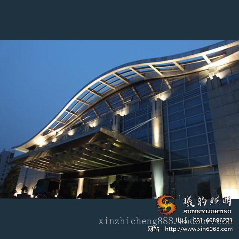 浙江省人民大会堂照明设计