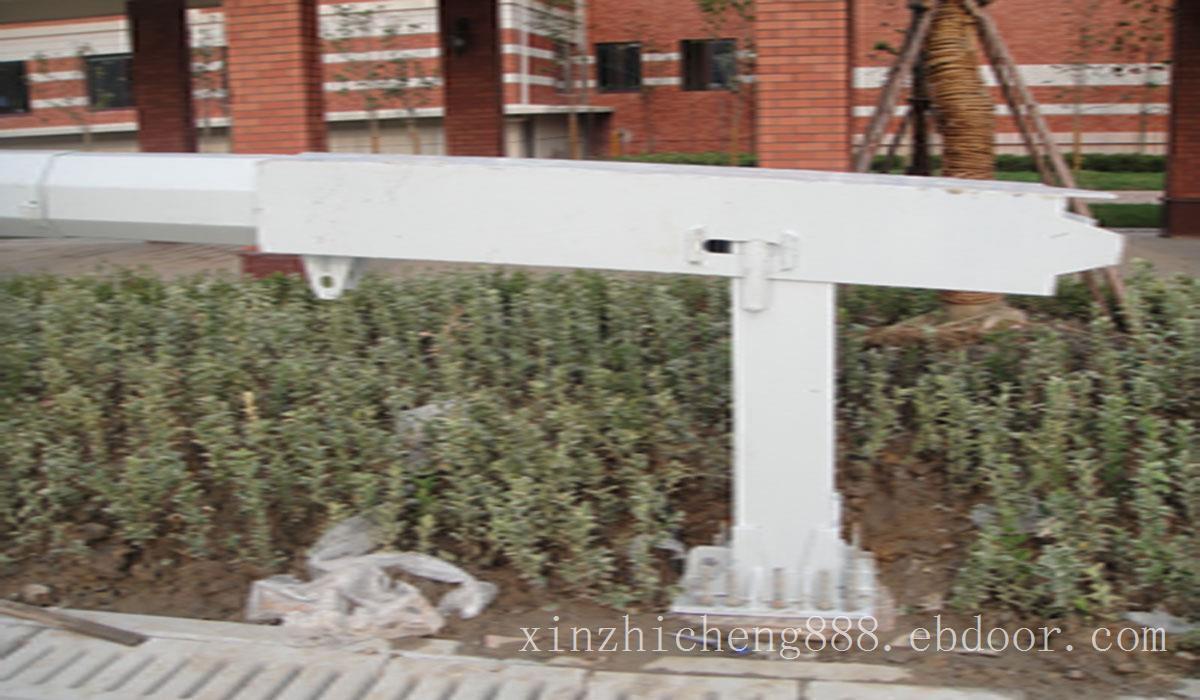 可倾式高杆灯安装工程
